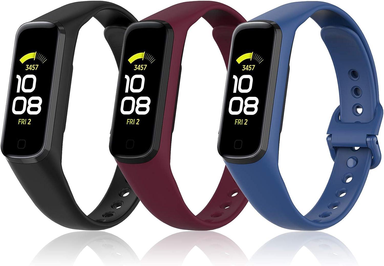 Mallas para Samsung Galaxy Fit2 SM-R220 -3un