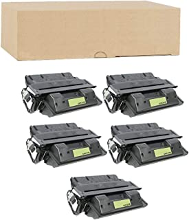 ADE Products Compatible Toner Replacements for 5 HP 27X (High Yield Black), 5 HP C4127X, for HP Laserjet 4000, 4000n, 4000se, 4000t, 4000tn, 40050, 4050 USB-mac, 4050n, 4050se, 4050t, 4050tn