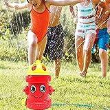 Kunststoff-Spritzdüse, Blume Waterers Flasche Gießkannen Sprinkler Kopf, Hydrant Sprinkler Splash Sprays Wasser Sommer Outdoor-Spielzeug Huangwei7210