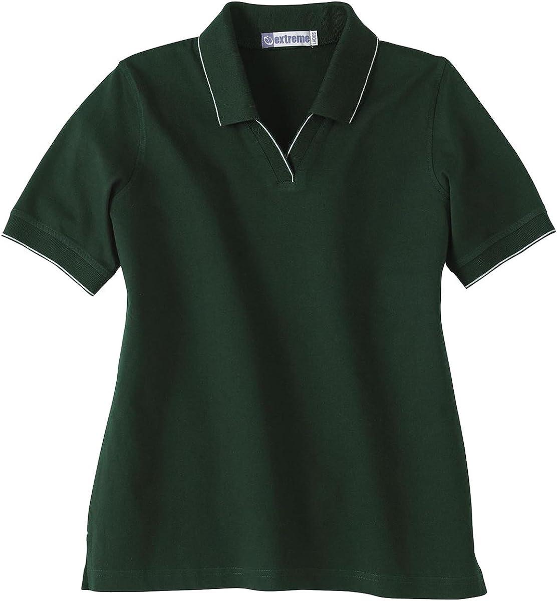 Extreme 75009 Ash City Ladies' Cotton Jersey Polo