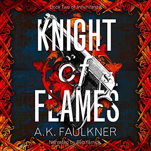 Knight of Flames  By  cover art