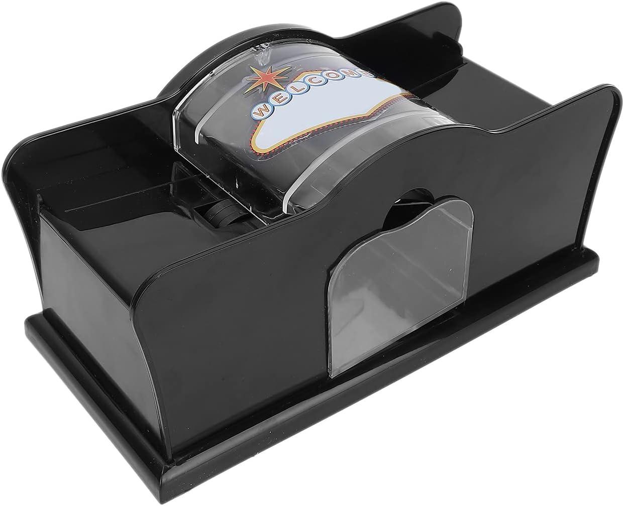 Manual Card Shuffler Wear Ultra-Cheap Deals Resistant Safe Port Mute Las Vegas Mall Professional