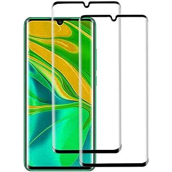 【 究極のさらさら感! 】for Xiaomi Mi CC9 Pro/Mi Note 10 ガラスフィルム Xiaomi Mi CC9 Pro/Mi Note 10 液晶保護 フィルム 日本製旭硝子材 【視力を保護/2枚セット/指紋防止/高透過率/貼り付け簡単/気泡ゼロ/割れない】
