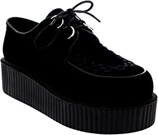 Best goth creeper shoes Reviews