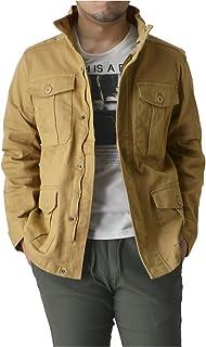 (リミテッドセレクト) LIMITED SELECT ミリタリー ジャケット メンズ M65 ストレッチ