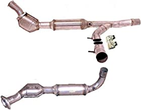 Fits 97-98 Ford F150 4.2L Rear Wheel Drive New Driver & Passenger Side Catalytic Converters
