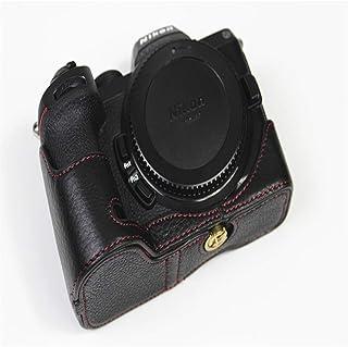 Oryginalna skórzana skrzynka na kamery, rocznika skórzana torba na kamerę dla Nikon Z5 Z6 Z7 Z6II z7ii kamera, piękna i tr...