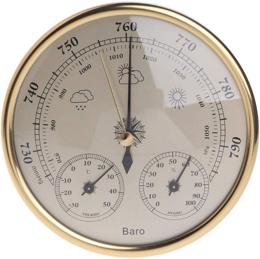 BAWAQAF Barometer Home Station Three-in-one Austin Super Special SALE held Mall Weather
