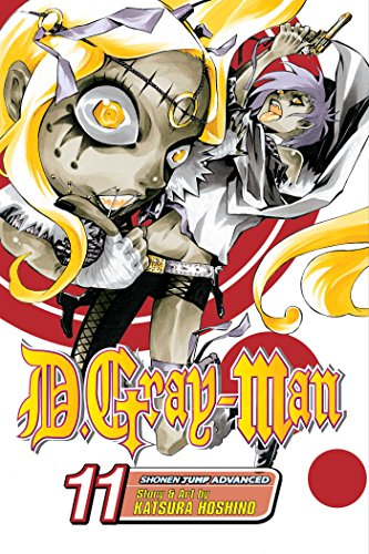 D GRAY MAN GN VOL 11 (C: 1-0-0)