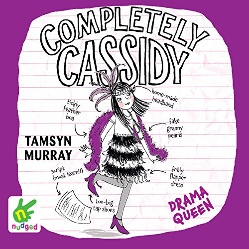 Couverture de Completely Cassidy: Drama Queen