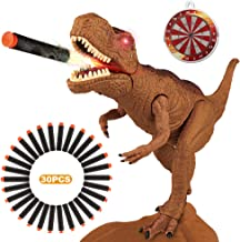dart shooting dinosaur
