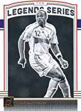 2018-19 Donruss Legends Series #11 Thierry Henry France Soccer Card