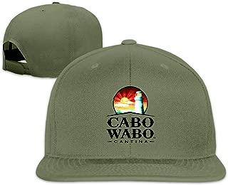 Kangtians Adjustable Cabo Wabo Cantina Baseball Hat Unisex Cap