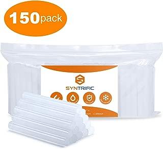 150 Count Hot Glue Sticks Clear Full Size 4