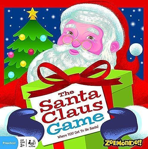 ¡No dudes! ¡Compra ahora! The The The Santa Claus Game by Zobmondo  hermoso