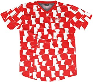 Ultras Bahrain Party Flags Soccer Jersey