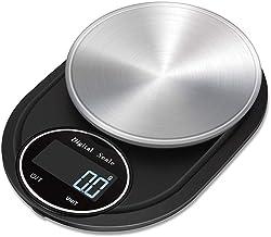 balança alimentar digital, balanças de cozinha digitais, mini-balanças de pesagem display LCD