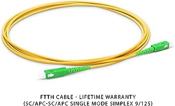 Mejor Precio Cable Fibra Optica Multimodo de 2020 - Mejor valorados y revisados