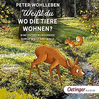 Weißt du, wo die Tiere wohnen? Titelbild