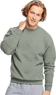 ComfortBlend EcoSmart Crew Sweatshirt_Charcoal Heather_4XL
