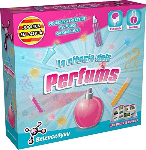 Science4you-La Ciencia dels perfums, edición en catalán (484792)