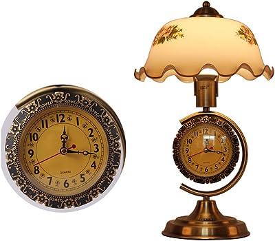 Bonne chose lampe de table Lampe de table rétro style européen Lampe de table décoratif et décoratif de mode simple et créative Lampe de table à lit de chambre à coucher