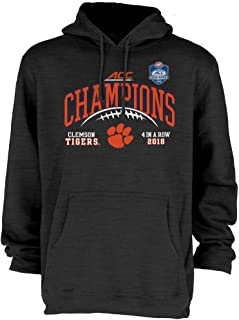 2018 NCAA Conference Champs Laces - Charcoal Hoodie