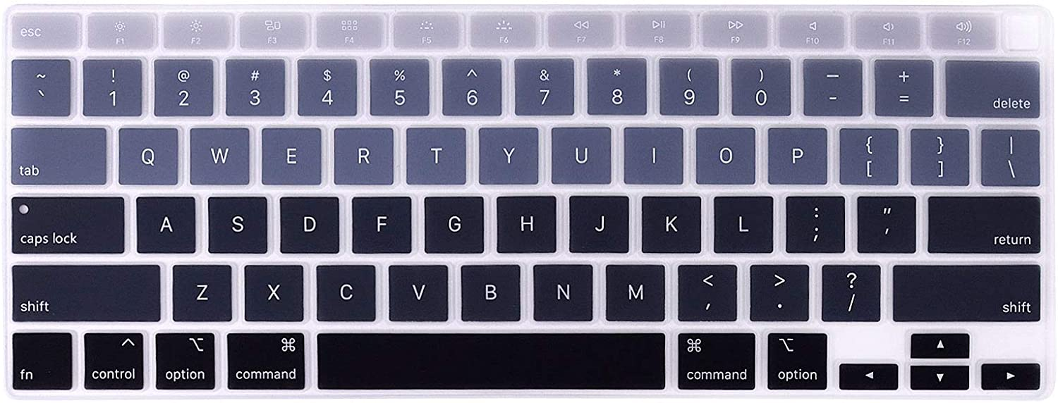 HRH Ultra Thin Silicone Keyboard Cover 13 Skin for Financial sales sale MacBook Air I Max 61% OFF