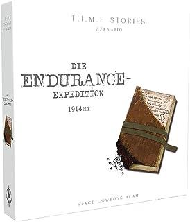 T.I.M.E Stories Die Endurance-Expedition (Erweiterung): Familienspiel