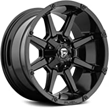 FUEL Coupler BL -Gloss BLK Wheel with Painted (20 x 10. inches /8 x 170 mm, -24 mm Offset)
