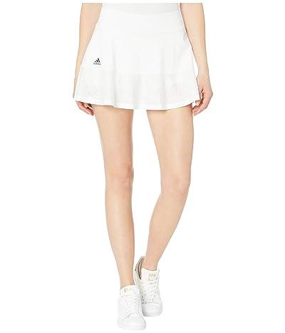 adidas Tennis Match Skirt (White) Women