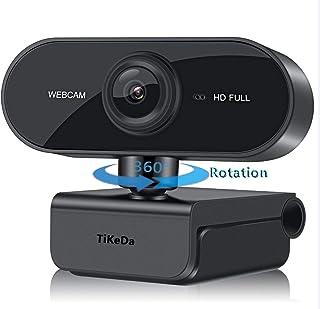 Cámara web HD 1080p, micrófono de reducción de ruido inco