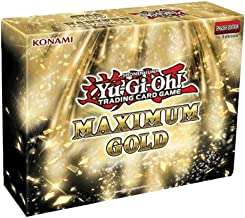 YuGiOh Maximum Gold Collectors Set