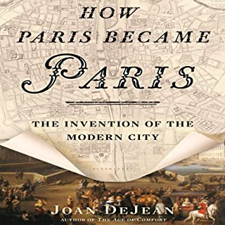 How Paris Became Paris cover art