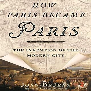 How Paris Became Paris cover art