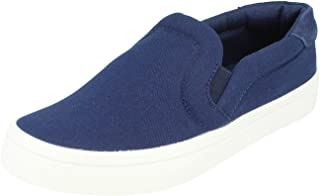 adidas Originals Courtvantage Slip On Womens Trainers Sneakers