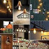 Immagine 1 led lampadina vintage edison 4w