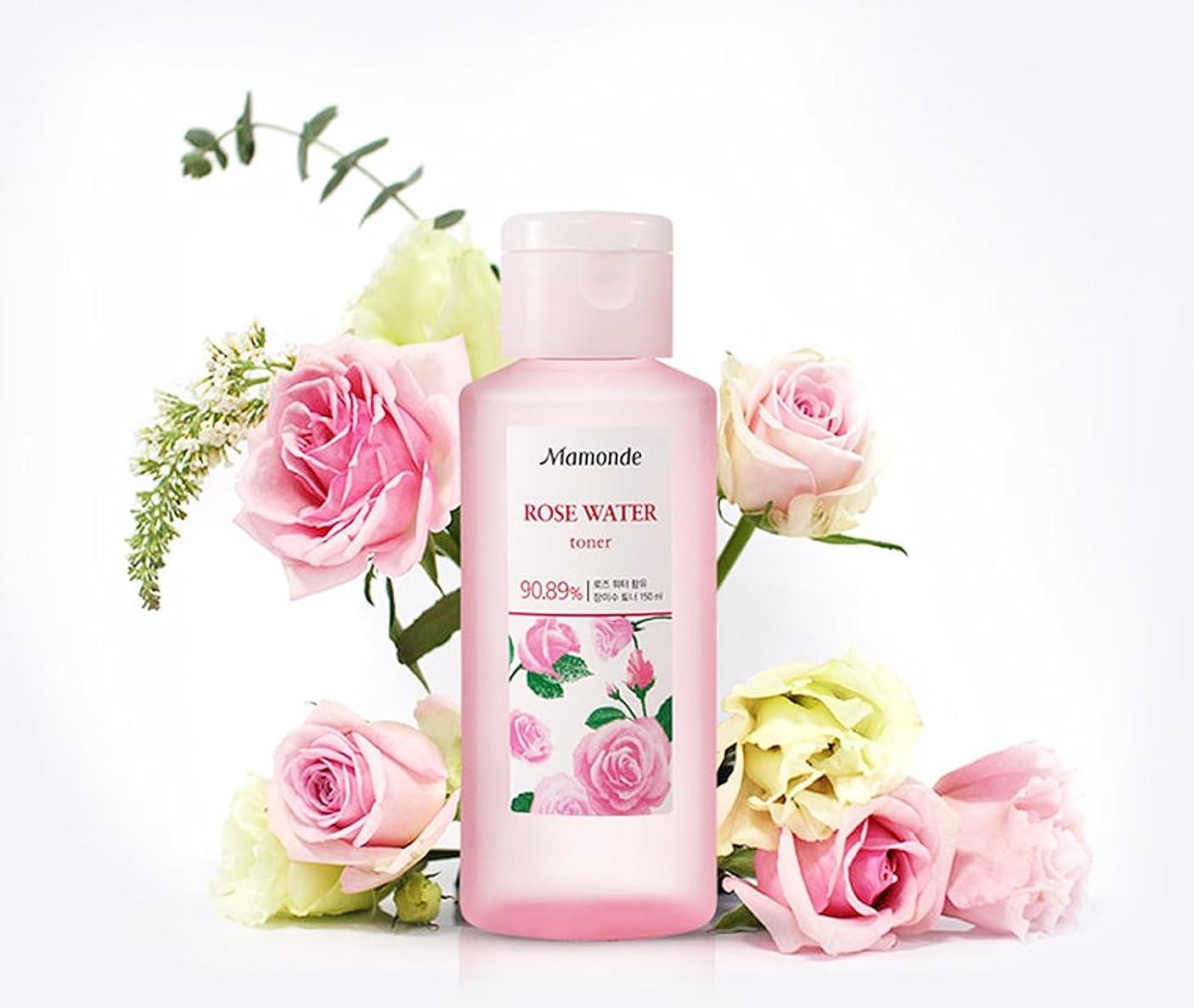作者腐食するピジン韓国 コスメ Mamonde - マモンド ローズウォーター トナー 150ml Mamonde Rose Water Tone 150ml