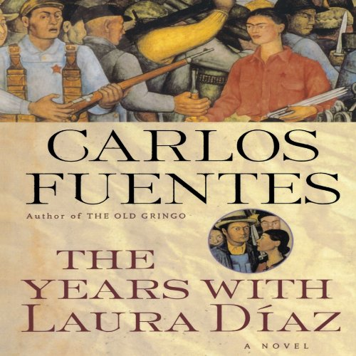 The Years with Laura Diaz audiobook cover art
