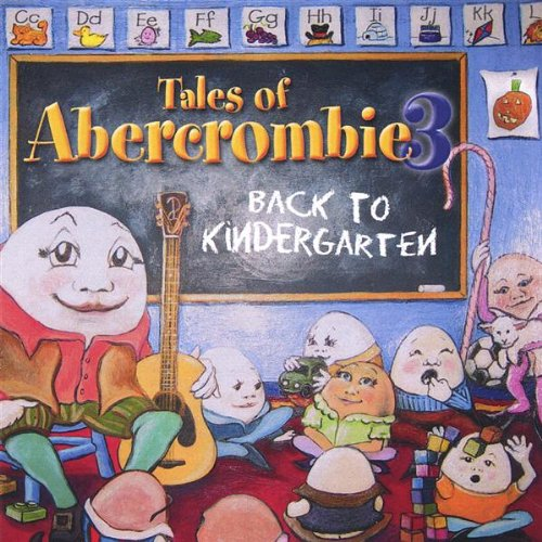 Tales of Abercrombie 3 Back to
