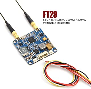 LEACO SJ-FT29 5.8G 48CH 50mw / 300mw / 800mw Switchable Transmitter TX for FPV RC Racing