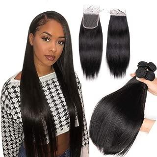 7a straight brazilian hair