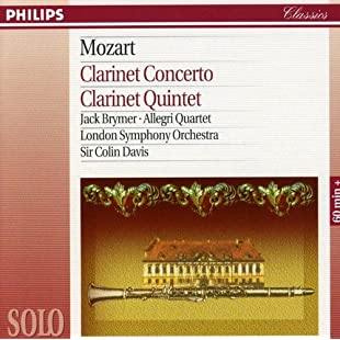 Mozart Clarinet Concerto / Clarinet Quintet:Interdir