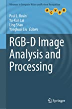 RGB-D Image Analysis and Processing (Advances in Computer Vision and Pattern Recognition) (English Edition)