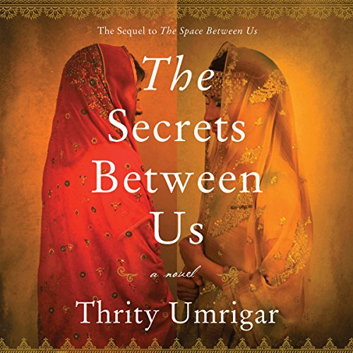 The Secrets Between Us cover art