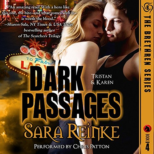 Dark Passages: Tristan & Karen audiobook cover art