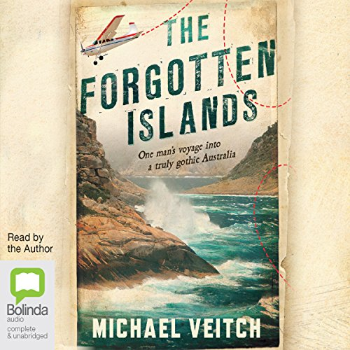 The Forgotten Islands audiobook cover art