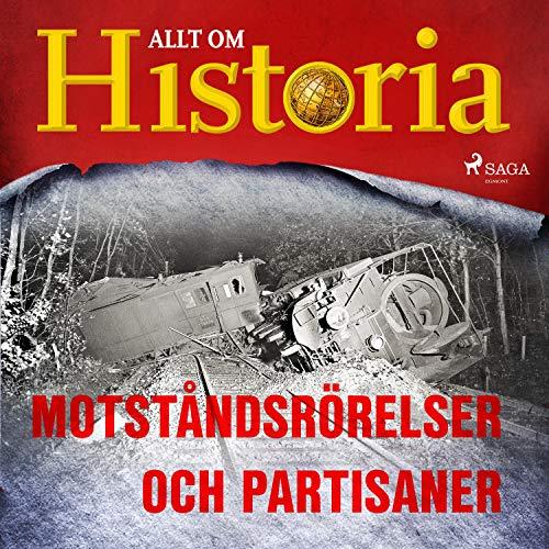 Motståndsrörelser och partisaner cover art