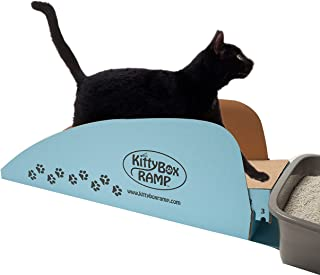 Kitty Box Ramp for cat Litter Box