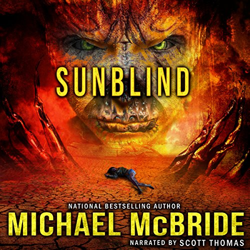 Sunblind audiobook cover art